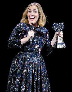 Photo #Wenn #Adele #iHeartRadio #iHeartRadioAwards #GentingArena #Birmingham #UnitedKingdom  March 30, 2016