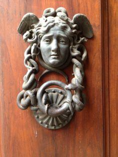 Rome door handle