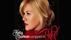 Karaoke White Christmas - Video with Lyrics - Kelly Clarkson
