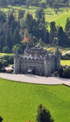 Inveraray Castle, Argyll and Bute, Scotland