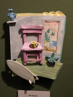 Bill Henke: Still Life with Chair