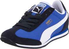 PUMA Whirlwind Fashion Sneaker (Little Kid/Big Kid) Puma. $22.99. Non-marking outsole. Fabric and synthetic. Manmade sole