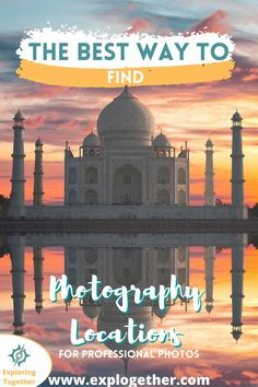 How To Find Photography Locations Like a Pro | If you want to take better photos and make professional photography, then you need to learn how to find photography locations like a pro. These techniques will help you to find inspiration for your next photoshoot and learn how to create unique pictures. Learn travel photography and how to find travel photography locations #howtofindphotographylocations #travelphotographylocations #travelphotographyinspirtation #findphotographylocations Photography For Beginners, Photography Tutorials, Drone Photography, Photography Editing, Place To Shoot, World Pictures, Take Better Photos, Like Instagram, Professional Photography