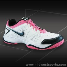 Nike City Court VII Womens Tennis Shoes 488136-108
