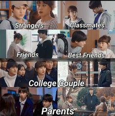 Korean Drama Funny, Korean Drama Quotes, Korean Drama Movies, Law School Humor, Fantasy Quotes, Kdrama Memes, Best Dramas, Love K, Signs