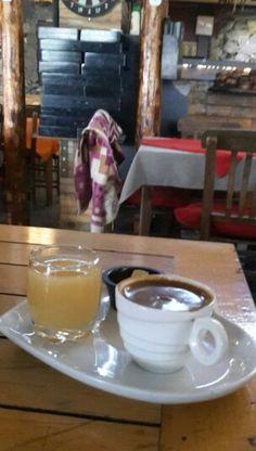 Türk kahvesi - çekirdek cafe