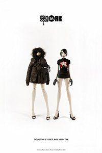 Hong Kong Toy Designer 3A 3AA THREEA 1/6 ADVENTURE KARTEL - Umbra Always 3AA Rare Action Figure 1pc