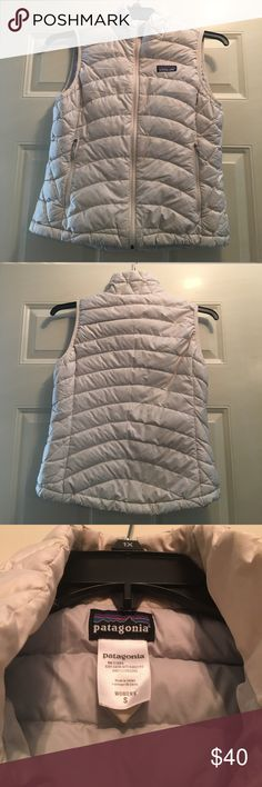 W's Nano Puff Vest My go- to winter vest! It is used, but still in good condition. Great insulation and super comfy! Patagonia Jackets & Coats Vests