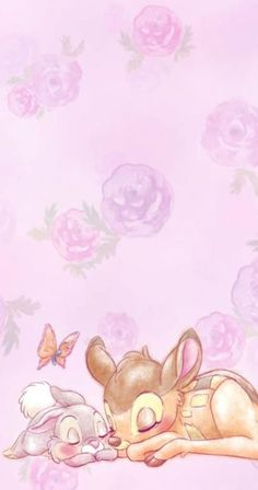 New Wallpaper Iphone Bloqueo Disney Ideas Bambi Disney, Disney Pixar, Disney Babys, Arte Disney, Disney Love, Disney Art, Disney Ideas, Films Disney, Disney Tangled