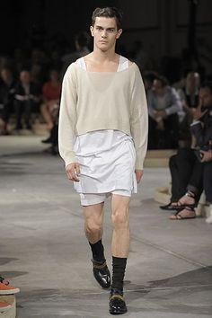 Prada, Spring 2009 Menswear.