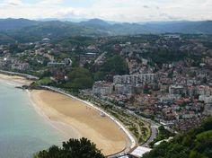 Hotel Maria Cristina San Sebastian: Breathtaking view from ANOTHER hotel