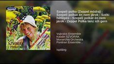 Szepeli polka (Zeppel módra) : Szepeli polkát én nem járok - Széki hétlé...