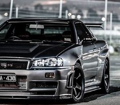 Nissan Skyline (r34) | LIKE US ON FACEBOOK https://www.facebook.com/theiconicimports
