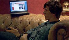 Sherlock, Pilot. Twiddle that prop, Benedict! (.Gif)
