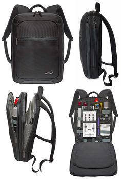 "Cocoon introduces ""the world's most intelligent backpack"" — The Gadgeteer"
