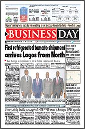 BusinessDay 05 Dec 2017: The post BusinessDay 05 Dec 2017 appeared first on BusinessDay : News you can trust.