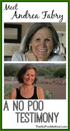 Meet Andrea Fabry from It Takes Time! A no poo testimony - lots of cool no poo tips and tricks!