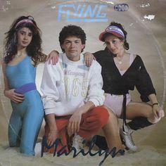 """Flying D.J. - Marylin [Dado Fly'n Mix 12''] 1985 €URO 80's """"La Radio del Ítalo Disco © 2011 - 2016 euro80s.net"""