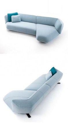 Modular seating system patricia urquiola 48+ Best ideas #seating
