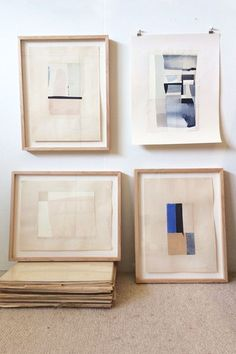 Clip On - 10 Frame-Less Ways to Display Art - Photos