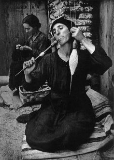 Spain. Spanish Village (1950) //  W. Eugene Smith