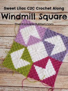 C2c Crochet Blanket, Crochet Quilt, Crochet Blocks, Crochet Bebe, Crochet Motif, Crochet Stitches, Crochet Cushions, Crochet Pillow, Crochet Afghans