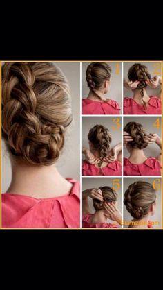 Easy Hair Style