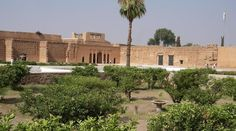 Christiaan, de Badi Palace.