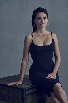 In her newest film the usually glamorous Penelope Cruz plays a 'very plain' character...