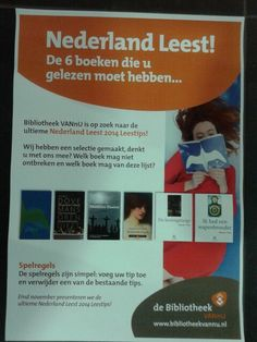 Nederland Leest Maarten 't Hart