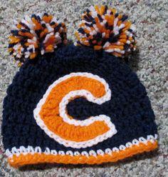 Chicago Bears Letter C