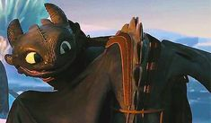 How to train your dragon 2! Toothless a Night Fury is so excited about his new Dorsal Blades which makes him fly higher and faster.