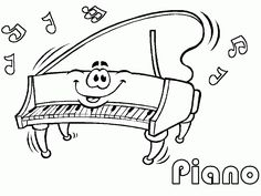 music-coloring-pictures-1 ...ADULT COLORING BOOK PAGESMore Pins Like This At FOSTERGINGER @ Pinterest