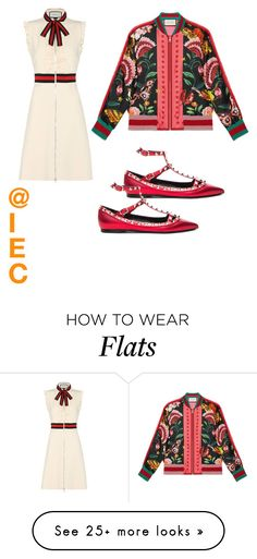 """Happy Saturday"" by kit92 on Polyvore featuring Gucci and Valentino"