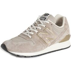 new balance wr996 - baskets basses - beige