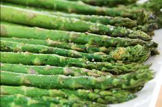Decided to give asparagus another try.  Love, love this recipe.  I will be making it again soon.