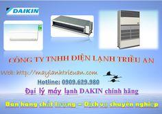 Tổng hợp các sản phẩm mới nhất của dòng máy lạnh daikin bán chạy nhất tại phía nam