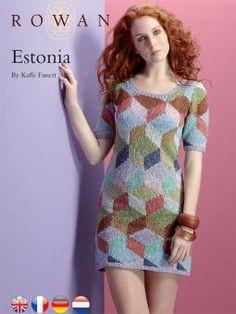 Estonia by Kaffe Fassett pour Rowan