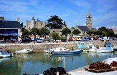 Noirmoutier, France - Love spending our summers here with my husband.