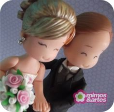 Wedding cake topper!    We deliver national and international, through the Post Office!
