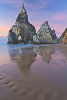 Praia da Ursa, Sintra - Portugal (Ursa Beach, south of Lisbon but do-able with public transportation)