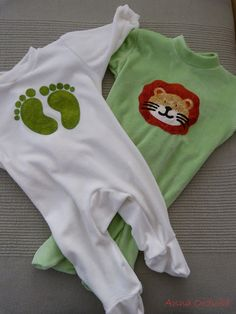 Patchwork en Casa - Anna: Peleles para tu bebé - Patrones Aplicación