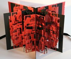 origami architect ingrid siliakus and her cities made cut blog