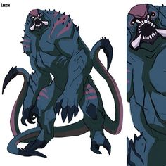 Concept art for pilot for This was a fun concept to work on. aliens among us ET SETI space cosmos visitors ancient E. Monster Concept Art, Alien Concept Art, Creature Concept Art, Fantasy Monster, Monster Art, Creature Design, Alien Creatures, Fantasy Creatures, Mythical Creatures