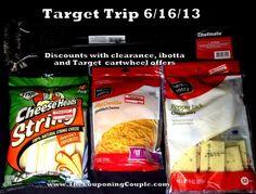 target trip on 6-16