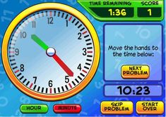 A website with endless interactive games and activities for math, history, language arts and science.