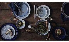 Royal Doulton Ellen Degeneres Dinner Plate 28cm Cobalt Blue Brush Glaze #ad #dinnerparty