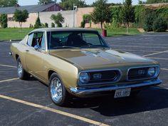 1968 Plymouth Barracuda | eBay