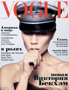 Vogue Russia, Jan 2009