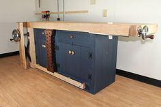 Another Benchcrafted Shaker Workbench